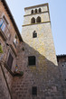 Church of St. Maria Assunta. Vitorchiano. Lazio. Italy.