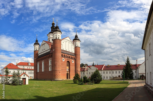 The Monastery of the Annunciation in Supras, Poland - 45020731