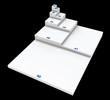 3D DIN Format Konzept A0 bis A8 - SW 03