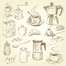 Zbiór kawy