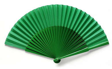 Spanish green fan