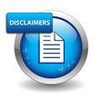 DISCLAIMERS Web Button (legal information terms and conditions)