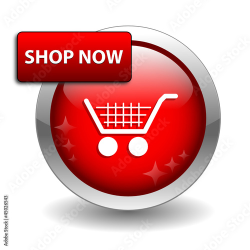"""SHOP NOW"" Web Button (add to cart order online buy click here)"