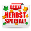 Herbstspecial! Button, Icon