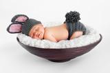 Fototapeta chłopiec - niemowlę - Niemowlę