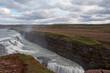 Island - Der goldene Zirkel - Gulfoss Wasserfall