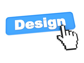 Web Button - Design.
