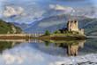 Leinwandbild Motiv Elian Castle