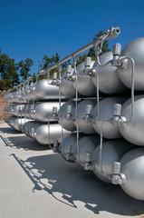impianto gas metano