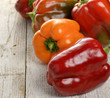 Colorful Sweet Pepper