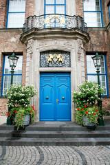 Eingang zum alten Rathaus