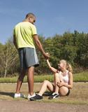Sport au parc - entraide