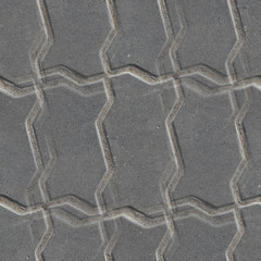 Pavement road stone seamless background texture