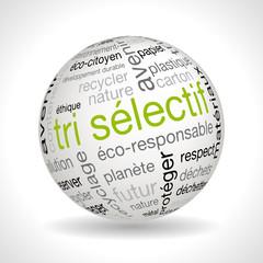 Sphère Tri Sélectif