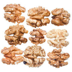 peeled walnut kernels