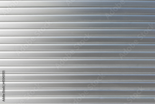 Steel Shutter Lines Background