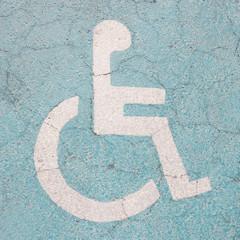 Behindert - Disabled