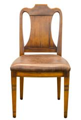 Modern style wooden chair