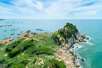 Ke Ga Island, Oldest lighthouse in Vietnam, Ke Ga, Binh Thuan pr