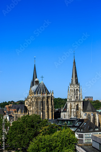 Poster Aachener Dom