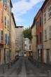 une rue de Draguignan