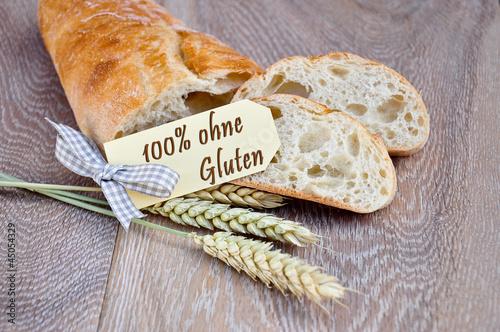 100% ohne Gluten