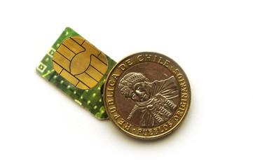 Sim card SIM 카드