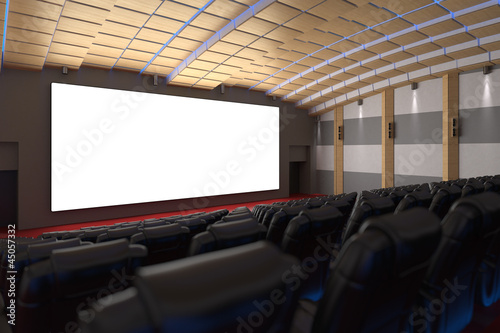 Cinema Movie Theater