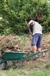 jardinier en pleine action  # 32