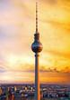 Fototapeten,berlin,alexanderplatz,fernsehturm,skyline