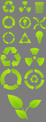 Ecology Vectors