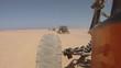 buggy in the desert