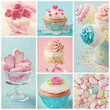 Pastel colored sweets - 45062361