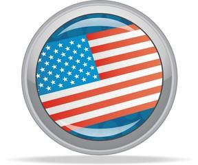 VOTE USA - 3d concept