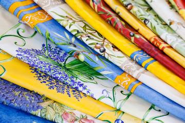 Tischdecken aus der Provence