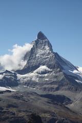 Schweizer-Alpen -  Matterhorn