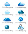 Clouds computing