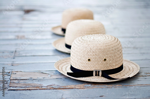 Hats in a Row