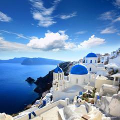 Grèce - Santorin (Oia village) © Brad Pict