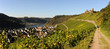 Alken, Burg Thurant, Panorama