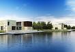 Architektur und Landschaft