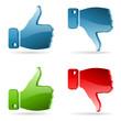Set Social Media Sticker