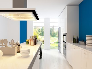 Modern Design Kitchen | Architecture Interior