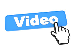Video Button and Hand Cursor.