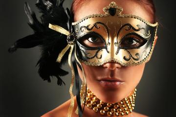 mistic  masque