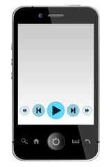 Smartphone Mediaplayer