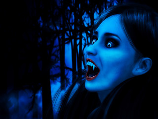 Night of vampires