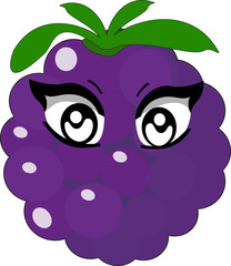 blackberry character