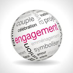Sphère engagement