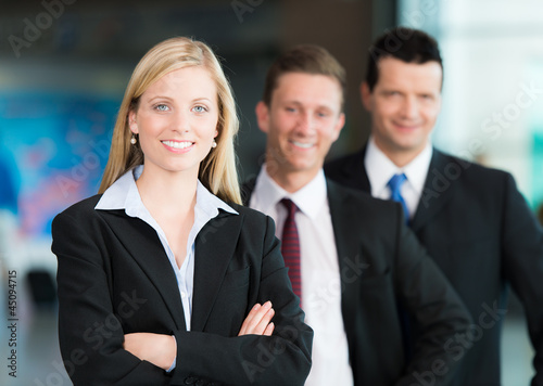 Business-Gruppe